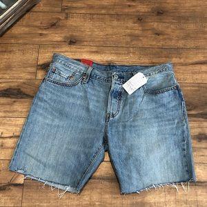 Levi's 501 size 29 cut offs